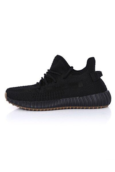 BLACKDEER Unisex Siyah Spor Ayakkabı