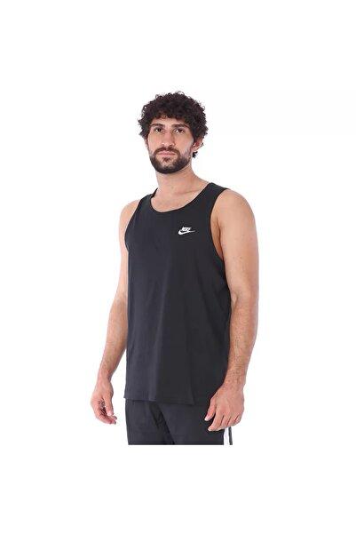 Nike Erkek Spor Atlet - M NSW CLUB - TANK - BQ1260-010