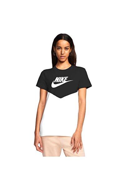Nike BQ9555-011 Sportswear Heritage Kadın Tişört