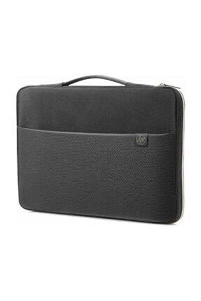 """HP Siyah 15.6"""" Carry Sleeve Notebook Taşıma Kılıfı 3xd35aa"""