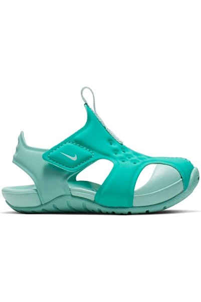 Nike Unisex Çocuk Turkuaz Sandalet 943826 302