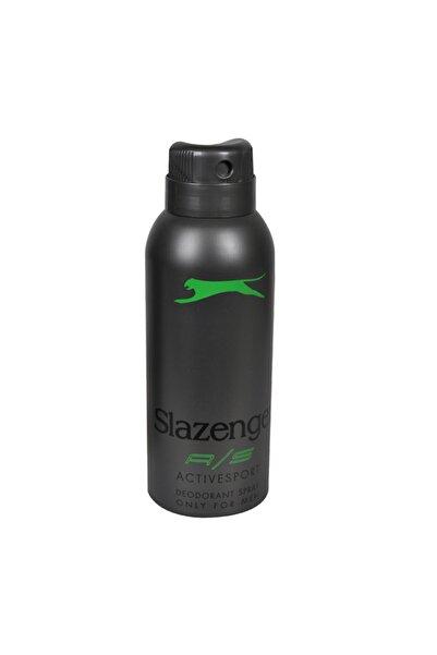 Slazenger Active Sport 150 ml Yeşil Deodorant
