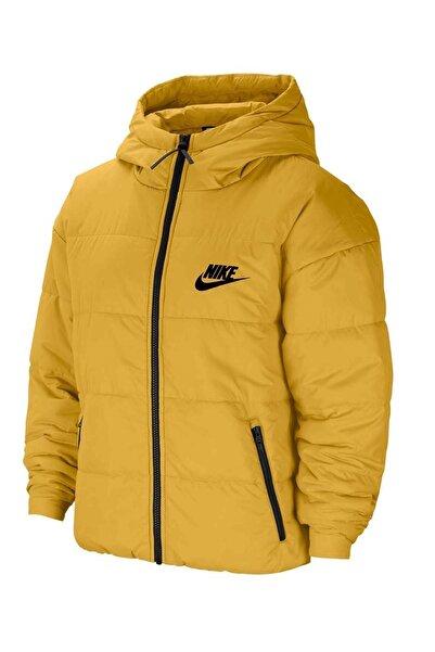 Nike Kadın Sarı W Nsw Core Syn Ceket Cz1466-761-