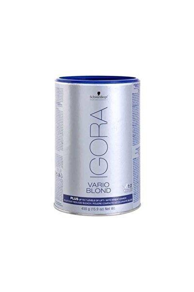 SCHWARZKOPF HAIR MASCARA Mavi Igora Açıcı 450 G 4045787401356