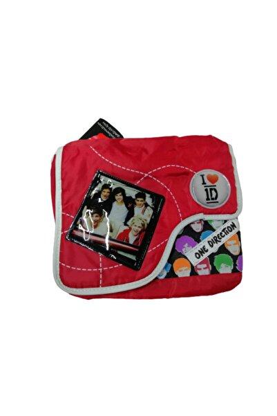 Dönmezler Erkek Kırmızı One Direction Omuz Askılı Postacı Çanta