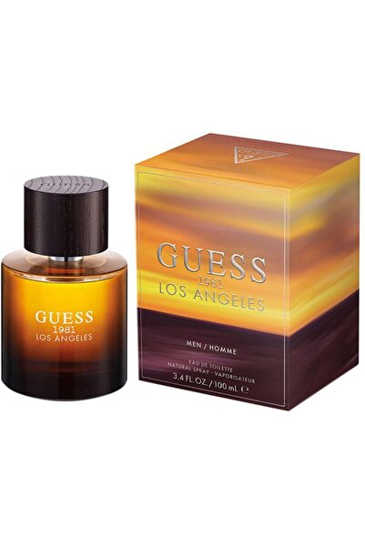 Guess 1981 Los Angeles Edt 100 ml Erkek Parfüm 085715322111
