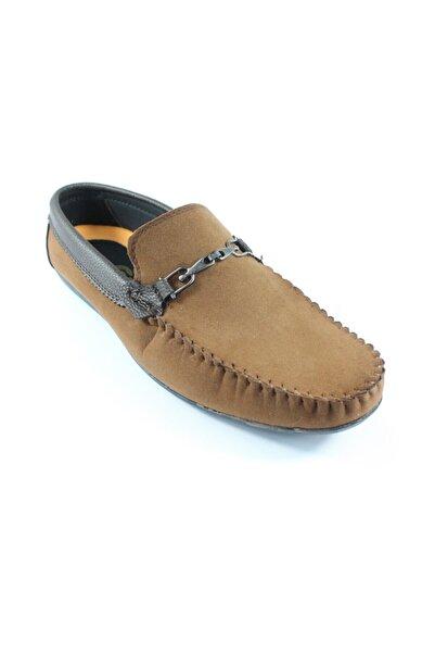 Palmera Erkek Taba Süet Ayakkabı
