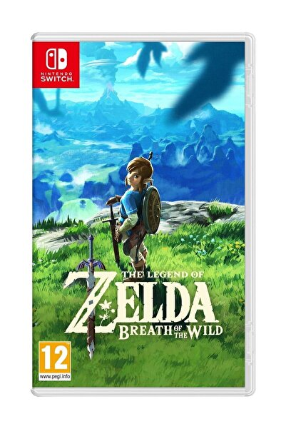 Nintendo The Legend Of Zelda : Breath Of The Wild Switch Oyun