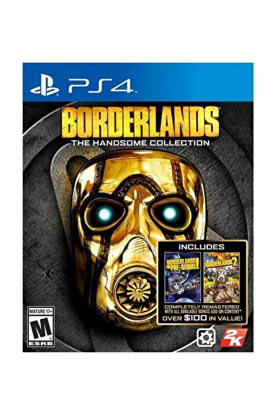 2K Games Borderlands The Handsome Collection Ps4 Oyun