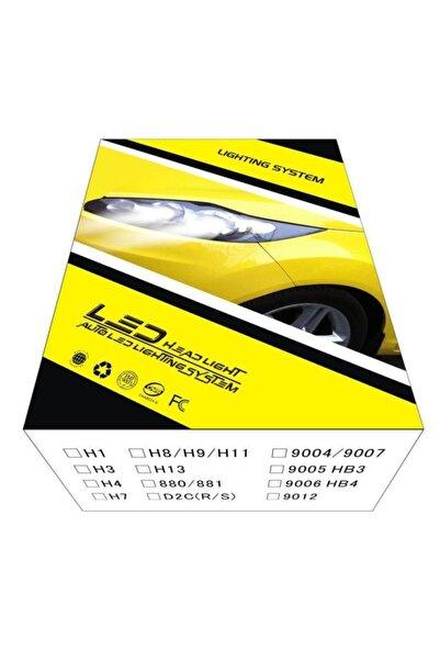 BALP H4 Turbo Fanlı Led Uzun Kısa Xenon 30w 10600lm 6500k Far Ampulü Beyaz Işık Zenon Series Lıghtıng