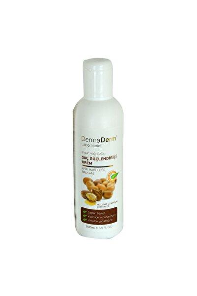 DermaDerm Argan Yağı Özlü Keratinli Saç Kremi 500 ml