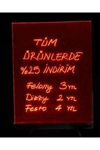 Termoform Işıklı Tabela 40x60 cm Led Neon Tabela