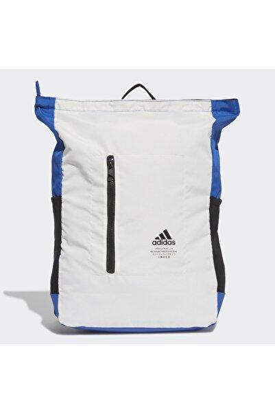 adidas CLAS BP TOP ZIP Beyaz Unisex Sırt Çantası 101118007