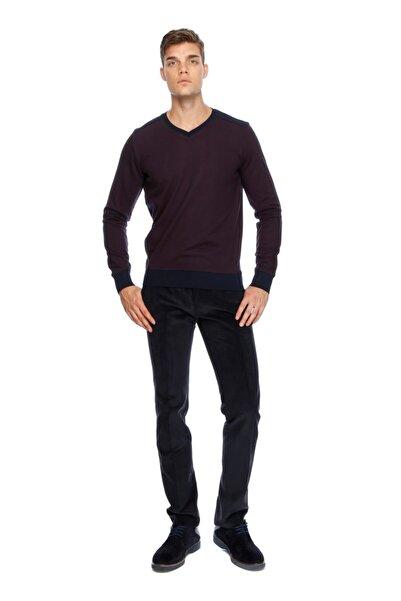 Cotton Bar Erkek Lacivert Pantolon