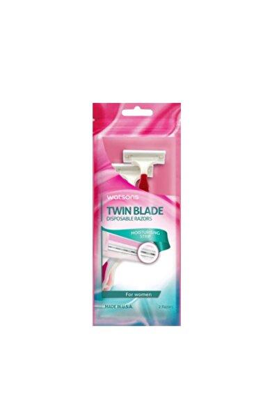 Watsons Ladies Twin Blade Disposable Razor 2 Adet 4894532110773