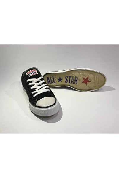 Convers Erkek Siyah Günlük Ayakkabı