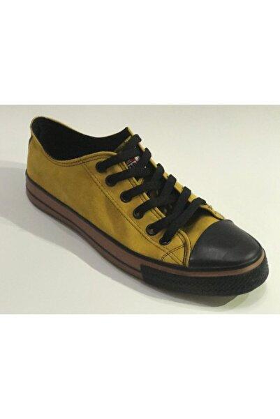 Convers Erkek Sarı Günlük Ayakkabı