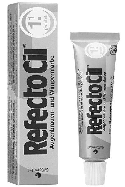Refectocil Kaş Ve Kirpik Boyası No:1.1 Gri 15ml