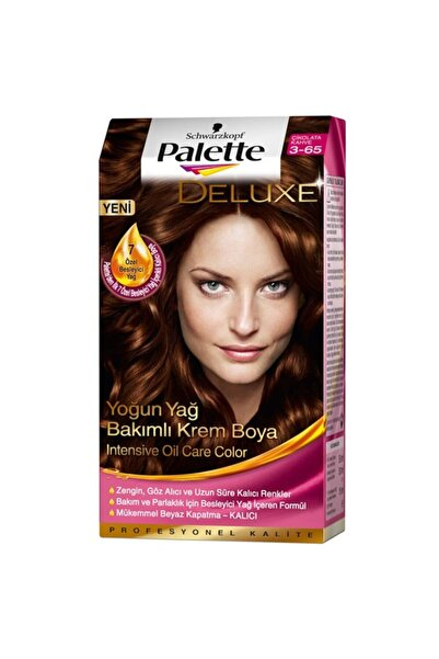 Palette Çikolata Kahve Saç Boyası 3-65