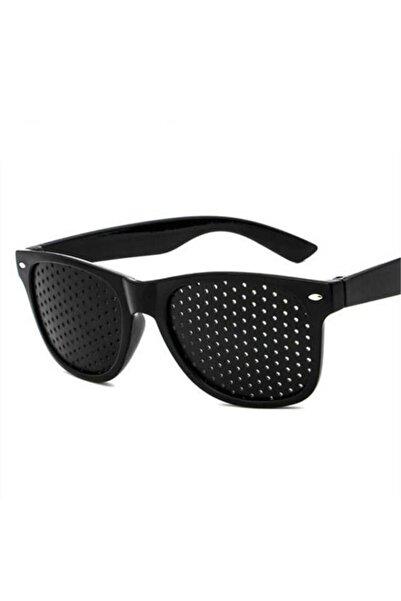 Müstesna Göz Dinlendirme Gözlüğü Delikli Gözlük