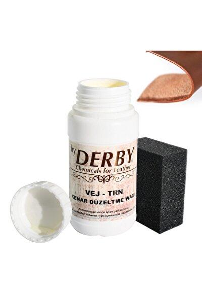 Derby Vejetal Deri Zanaatkar Kenar Düzeltme Vaksı  100 ml