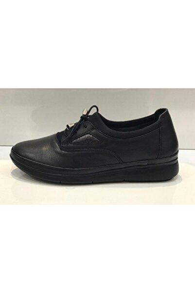 Santa Barbara Polo & Racquet Club Kadın Siyah Comfort Ayakkabı