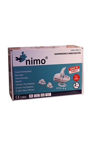 Nimo Kompresörlü Nebülizatör