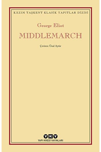 Yapı Kredi Yayınları Middlemarch