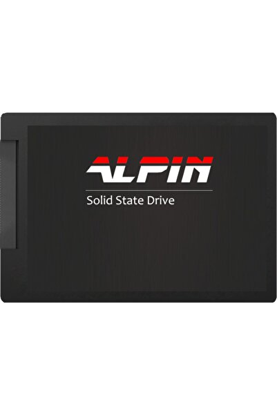 ALPİN+PLUS Alpin Plus120 Ssd, 120 Gb Ssd Hard Disk , 2.5'' , 550 Mb/s-500bm/s