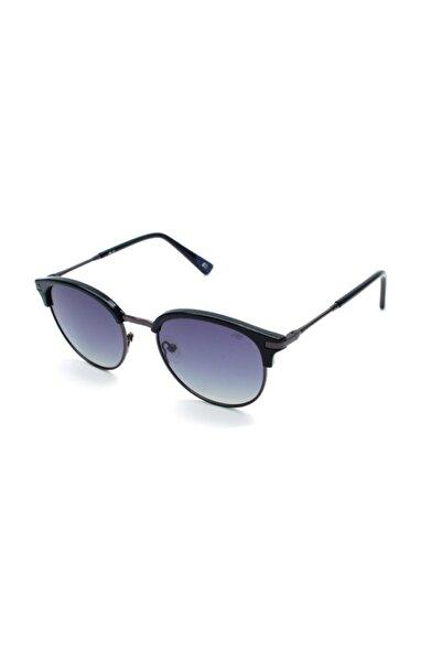 New Balance Unisex Siyah  Güneş Gözlüğü Nb6041 01 51-19