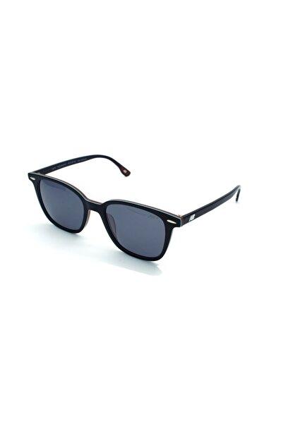 New Balance Unisex Siyah Güneş Gözlüğü  Nb6033 01 52-19