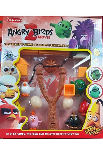 Angry Birds Sapanlı Karekterli Oyuncak Eliteoyuncak
