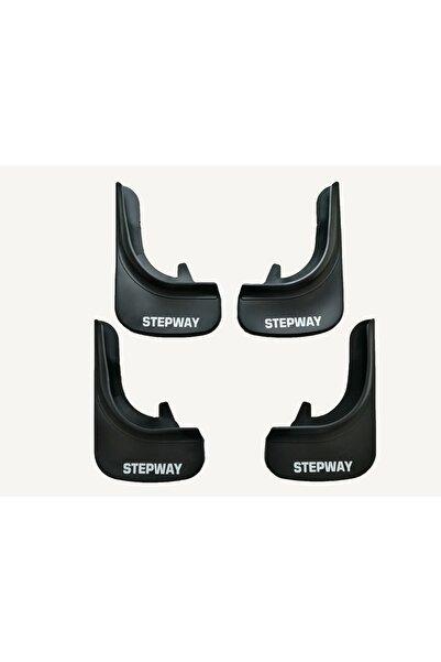 Rich Dacıa Stepway Çamurluk Tozluk Paçalık 4 Lü Set
