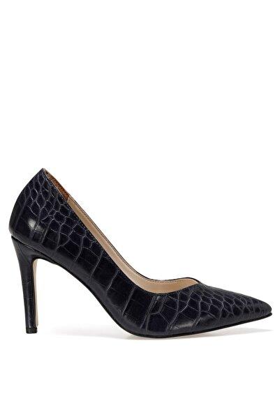 Nine West Verta Lacivert Kadın Gova Ayakkabı