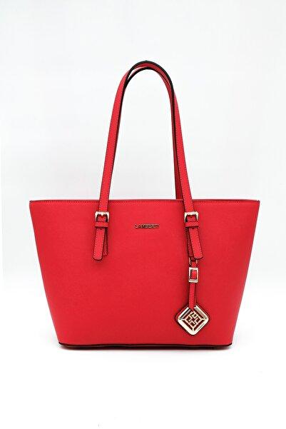 LAMBERTİ Kadın Kırmızı Çanta