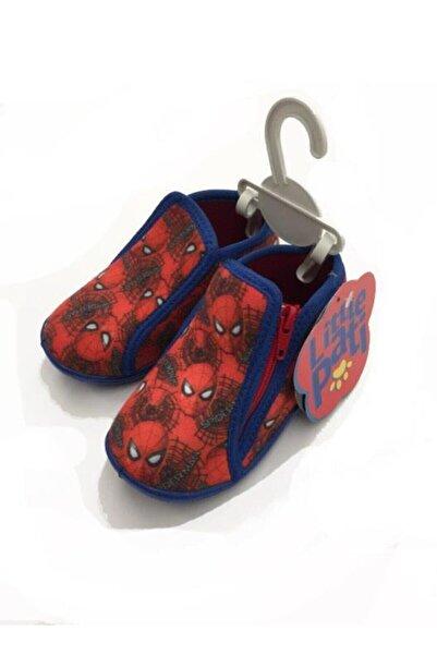 Hakan Çanta Spiderman Lisanslı Panduf (24 Numara)