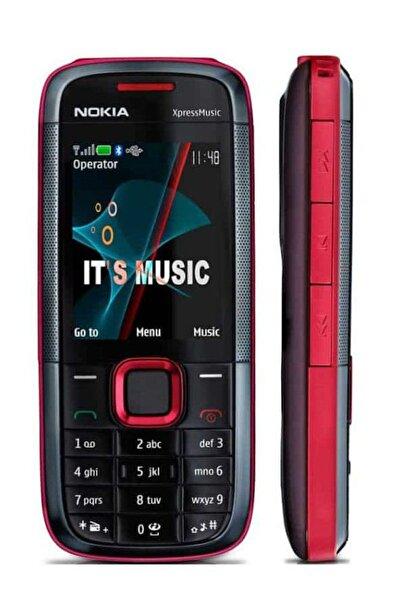 Nokia 5130 Express Music Kırmızı Tuşlu Telefon
