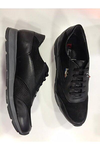 Pierre Cardin Men Erkek Siyah Klasik Ayakkabı