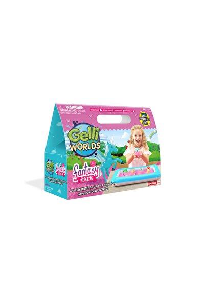 Nclubshop Gelli Worlds Fantasy Pack Unicornlu Oyuncak Havuzu