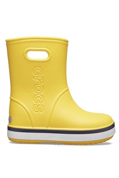 Crocs Çocuk Sarı Bot 205827-734