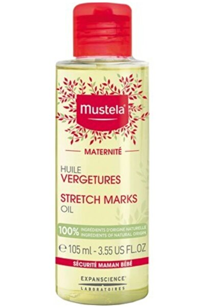 Mustela Maternite Stretch Marks Prevention Çatlak Yağı 105 ml