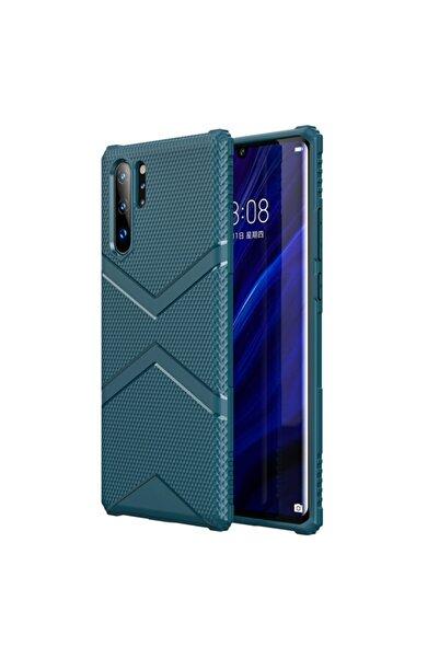 Microsonic Microsonic Galaxy Note 10 Plus Kılıf Diamond Shield Yeşil