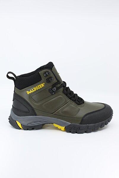 Bulldozer Erkek Haki Ayakkabı