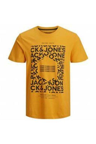 Jack & Jones Jack&jones 12175313 One Nıne Nıne Zero Yazılı Tshırt