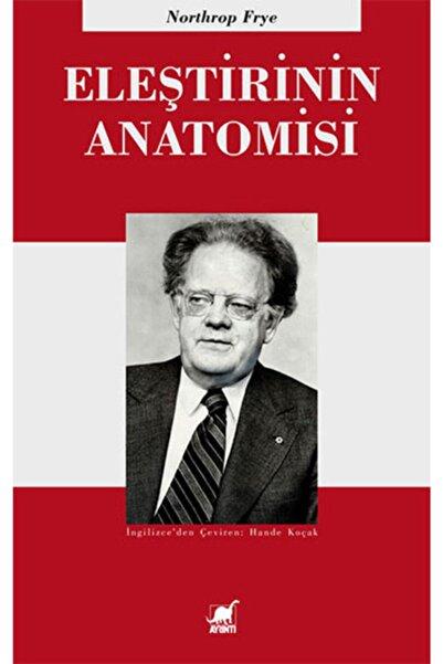 Ayrıntı Yayınları Eleştirinin Anatomisi