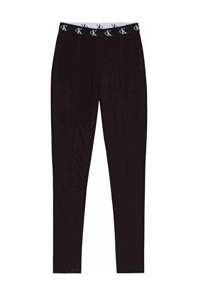 Calvin Klein Siyah   Milano Ck Trim Legging J20J214910BEH