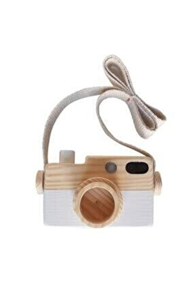 Ahşap Fotoğraf Makinesi
