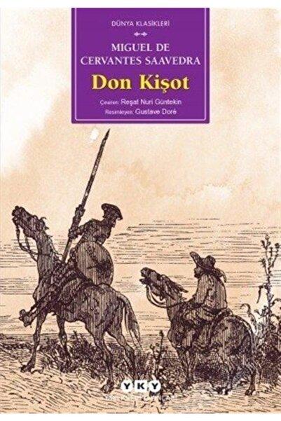 Yapı Kredi Yayınları Don Kişot (karton Kapak)