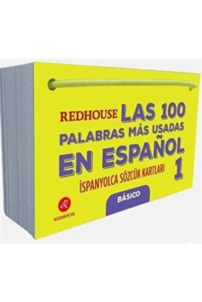 Redhouse Yayınları Las 100 Palabras Mas Usadas En Espaaol 1 (redhouse Ispanyolca Sözcük Kartları)