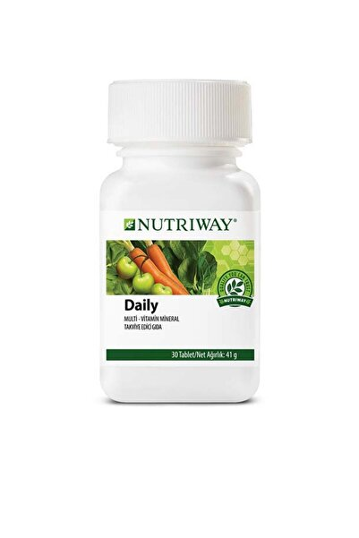 Amway Daily Nutrıway™ 30 Tablet